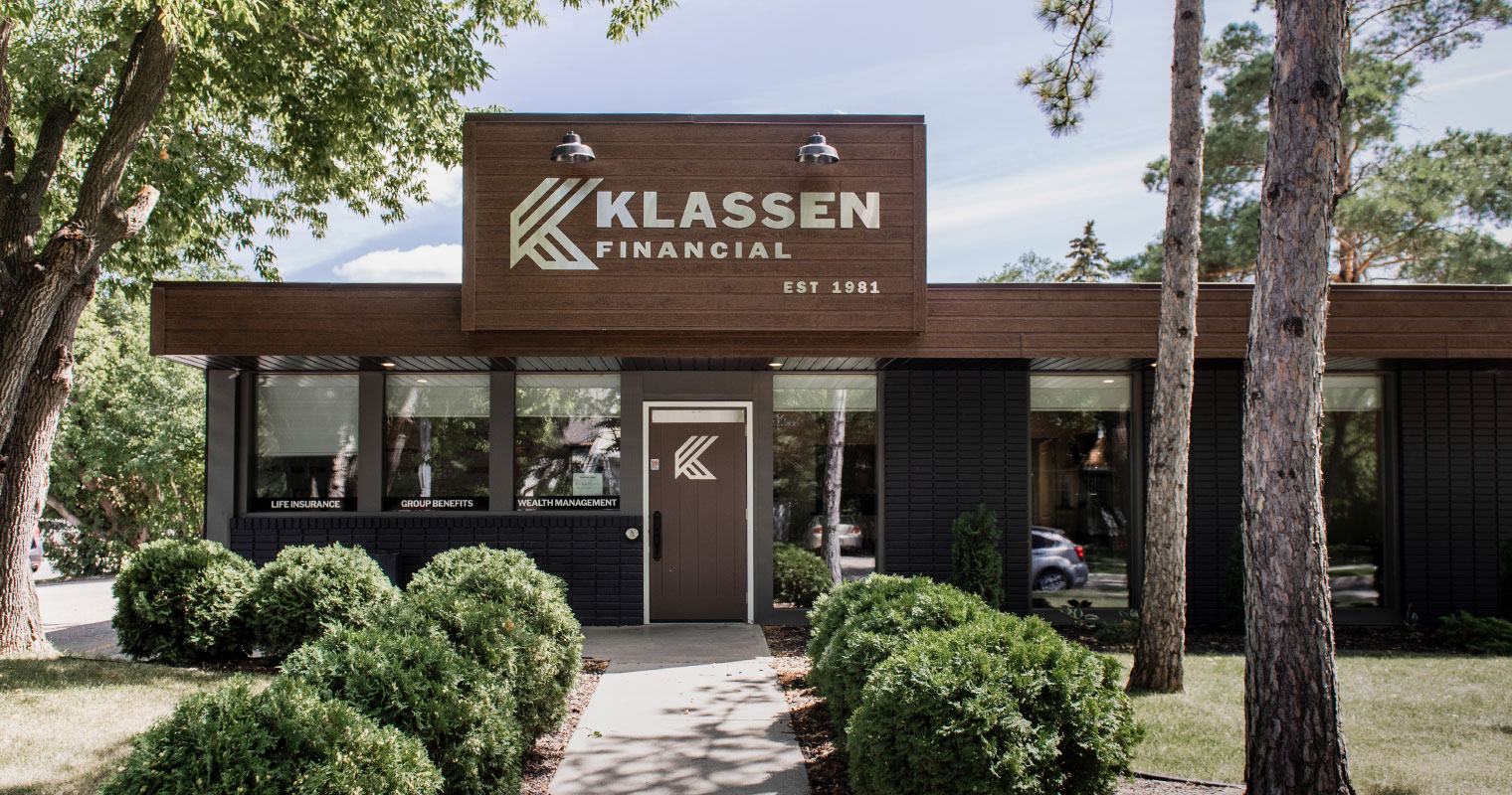 Klassen Financial Building