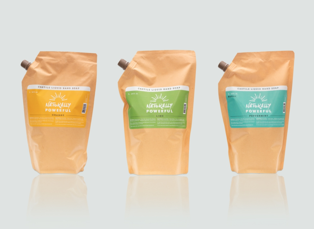 Naturally Powerful Bags